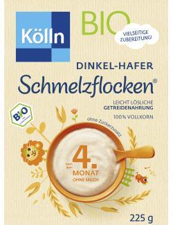 K�lln Schmelzflocken Dinkel-Hafer  (225 g) - 4000540002546
