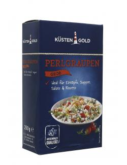 K�stengold Perlgraupen grob  (250 g) - 4250426201987
