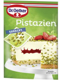 Dr. Oetker Pistazien gehackt  (25 g) - 4000521007201