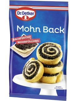 Dr. Oetker Mohn Back  (250 g) - 4000521007409