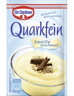 Dr. Oetker Quarkfein Vanille  (55 g) - 4000521820206