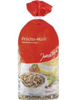 Jeden Tag Früchte-Müsli  (1 kg) - 4306188047247