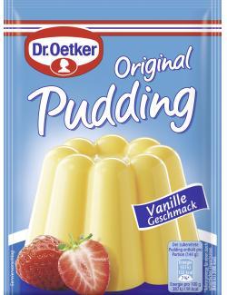 Dr. Oetker Original Pudding Vanille  (111 g) - 4000521200213