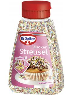 Dr. Oetker Zucker Streusel  (130 g) - 4000521006808