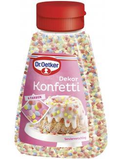 Dr. Oetker Dekor Konfetti  (100 g) - 4000521006822