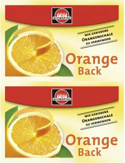 Schwartau Orange Back  (10 g) - 4000521006266