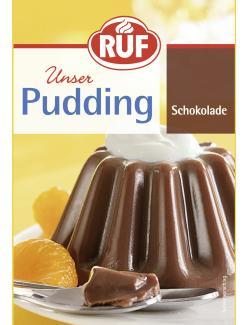 Ruf Puddingpulver Schokolade  (123 g) - 4002809100130
