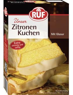 Ruf Zitronenkuchen  (500 g) - 4002809004032