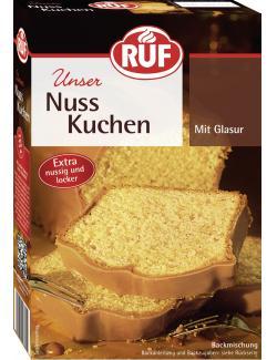 Ruf Nusskuchen mit Glasur  (500 g) - 4002809004049