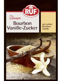 Ruf Bourbon Vanille-Zucker  (24 g) - 4002809022203