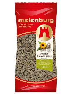 Meienburg Sonnenblumenkerne  (1 kg) - 4009790005628