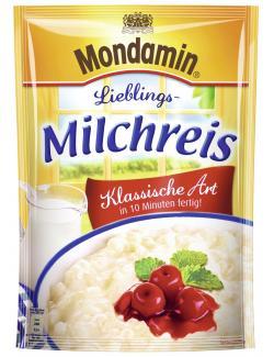 Mondamin Lieblings-Milchreis klassische Art  (500 ml) - 4046800110743