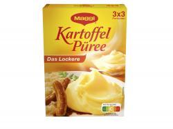 Maggi Kartoffel Püree Das Lockere  (3 x 3 por) - 4005500042983