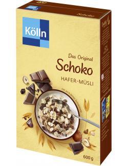Kölln Müsli Schoko  (600 g) - 4000540031881