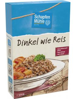 SchapfenMühle Dinkel wie Reis  (500 g) - 4000950576026