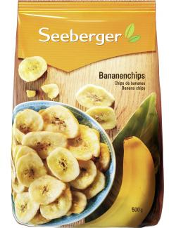Seeberger Bananenchips  (500 g) - 4008258274026