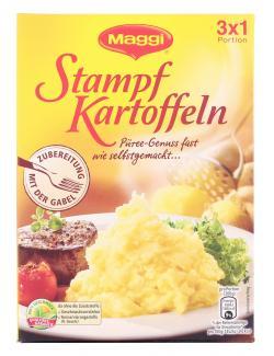 Maggi Stampf-Kartoffeln  (195 g) - 7613032830021