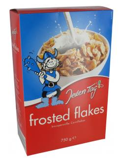 Jeden Tag Frosted Flakes  (750 g) - 4306188047186