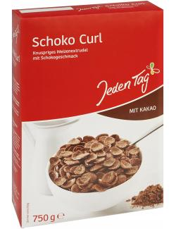 Jeden Tag Schoko Curl  (750 g) - 4306188047193