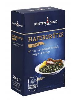 K�stengold Hafergr�tze Mittel  (250 g) - 4250426202007