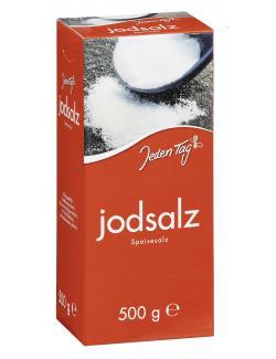 Jeden Tag Jodsalz  (500 g) - 4306188047155