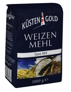 Küstengold Weizenmehl Type 405  (1 kg) - 4250426206814