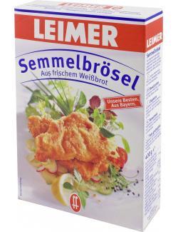 Leimer Semmelbrösel  (400 g) - 4000186010400