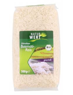 NaturWert Bio Himalaya Basmati-Reis gesch�lt  (500 g) - 4019339351185
