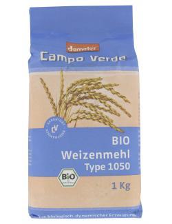 Demeter Campo Verde Bio Weizenmehl Type 1050  (1 kg) - 4045178000274