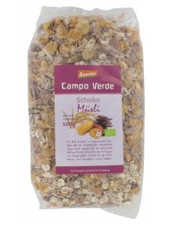 Demeter Campo Verde Schokom�sli  (500 g) - 4045178002421