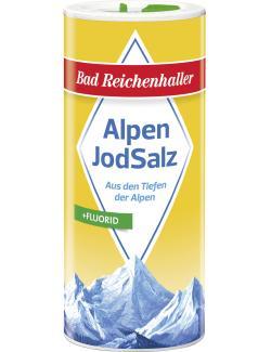 Bad Reichenhaller Jodsalz mit Fluorid  (500 g) - 4001475104671