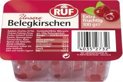 Ruf Belegkirschen Rot  (100 g) - 40352732