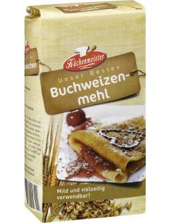 K�chenmeister Buchweizenmehl  (500 g) - 4006363104344