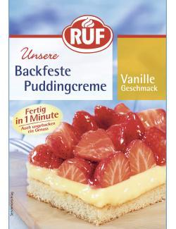 Ruf Backfeste Puddingcreme Vanille-Geschmack  (42 g) - 4002809022401