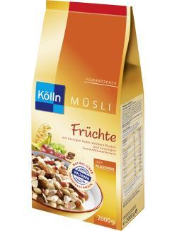 Kölln Müsli Früchte  (2 kg) - 4000540011470