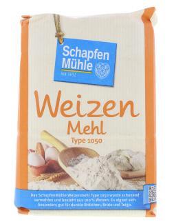 Schapfenm�hle Weizenmehl dunkel Type 1050  (1 kg) - 4000950006035