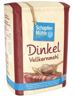 Schapfenm�hle Dinkel Vollkornmehl  (1 kg) - 4000950072702