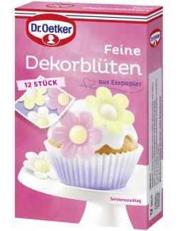 Dr. Oetker Feine Dekorblüten  (8 g) - 4000521008895