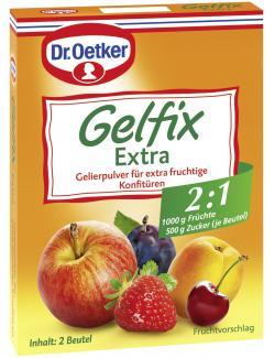 Dr. Oetker Gelfix Extra Gelierpulver  (50 g) - 4000521711801