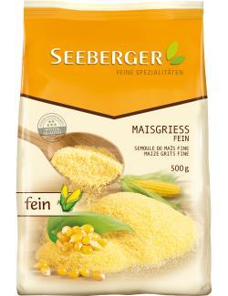 Seeberger Maisgriess fein  (500 g) - 4008258532010