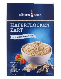Küstengold Zarte Haferflocken  (500 g) - 4250426209365
