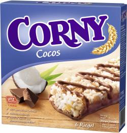Corny M�sli Riegel Cocos  (6 x 25 g) - 4011800527211