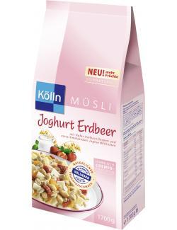Kölln Müsli Joghurt Erdbeer  (1,70 kg) - 4000540011371