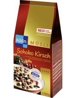 K�lln M�sli Schoko Kirsch  (1,70 kg) - 4000540003277