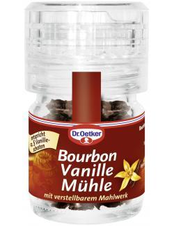 Dr. Oetker Bourbon Vanille Mühle  (12 g) - 4000521010133