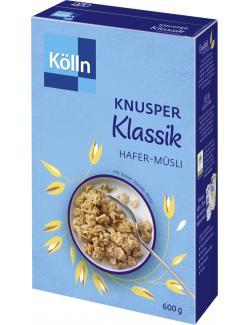 Kölln Müsli Knusper Klassik  (600 g) - 4000540003468