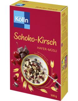 Kölln Müsli Schoko Kirsch  (500 g) - 4000540003284