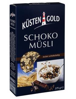Küstengold Schoko Müsli  (375 g) - 4250426211177