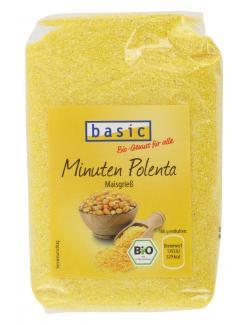Basic Minuten Polenta  (500 g) - 4032914470088