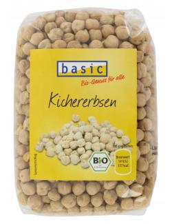 Basic Kichererbsen  (500 g) - 4032914470262